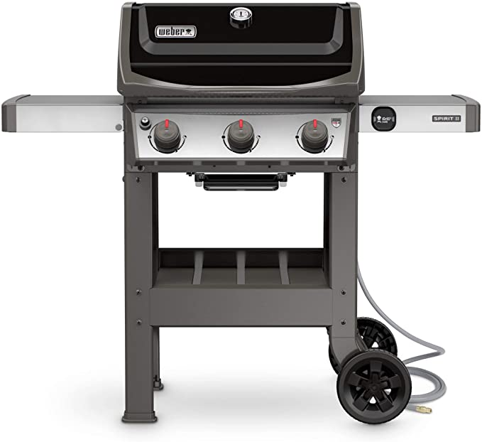 Weber 49010001 Spirit II E-310 3-Burner Natural Gas Grill - Alternative Solution