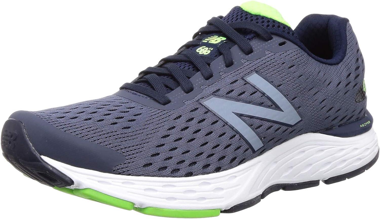New Balance Men's 680 V6 Running Shoe