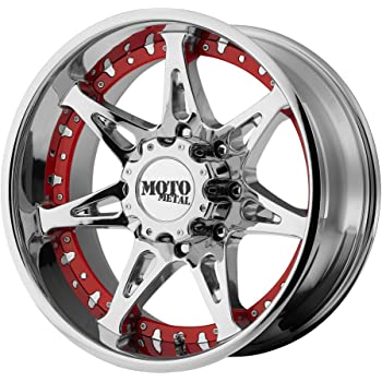 """Moto Metal MO961 Wheel with Chrome Plated Finish (18x9""""/5x114.3mm)"""