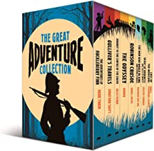 The Great Adventure Collection: Boxed Set (Great Reads box set series)