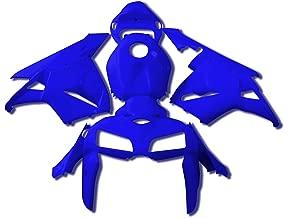 Yana Shiki BKH204BLU Blue ABS Plastic Full Body Fairing Kit