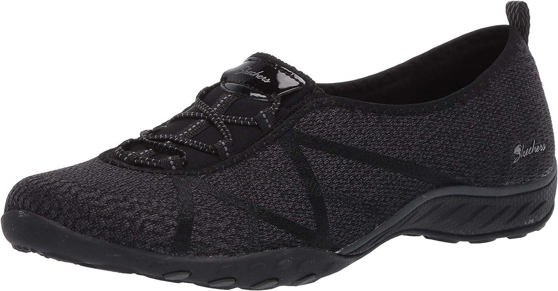 Skechers Women's Breathe-Easy-a Look Sneaker