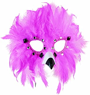 Best pink flamingo masquerade mask Reviews