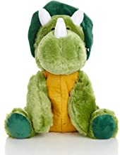 1i4 Group Warm Pals Microwavable Lavender Scented Plush Toy Stuffed Animal - Dino Dinosaur