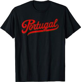 Portugal | Cadeau souvenir de voyage de vacances portugaises T-Shirt