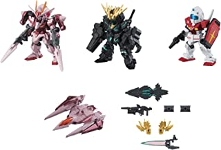 BANDAI Gundam Ensemble 2.5 Gashapon Figure set of 5 Banshee GM 00 O-Raiser