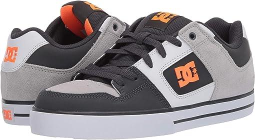 Dark Grey/Orange