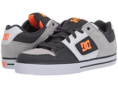 DC Pure (Dark Grey/Orange) Men