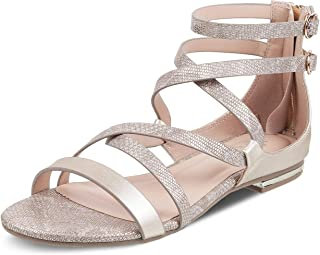 tresmode Women Fashion Sandals   Footwear Flat Sandals for Girls