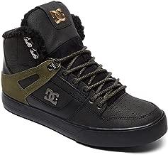 DC Shoes Spartan High WC WNT Mens ADYS400005-BVE 12 Medium Black/Olive