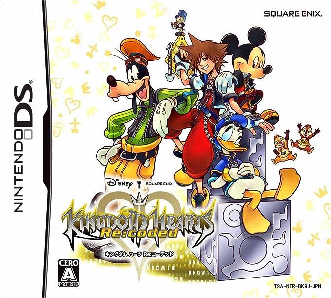 Amazon   キングダム ハーツ Re:コーデッド   ゲームソフト
