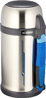 象印マホービン(ZOJIRUSHI) 水筒 ステンレス コップ タイプ ハンドル 付き 広口 軽量 1.3L SF-CC13-XA