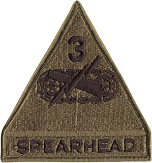 Rothco Spearhead 3rd Armored Patch