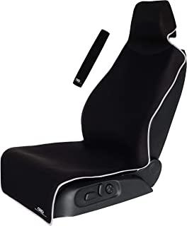 Alivier 1pc Asiento de Asiento para el autom/óvil Comfort Soft Asiento de Asiento para el autom/óvil Oficina en casa Viaje Universal Acolchado para el coj/ín del Coche