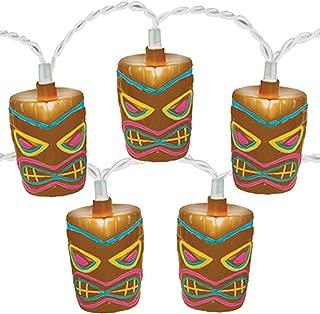 amscan Tiki Party String Light Set