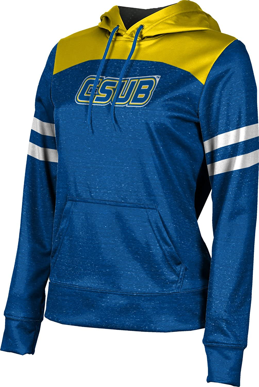 ProSphere California State University, Bakersfield Girls' Pullover Hoodie, School Spirit Sweatshirt (Gameday)
