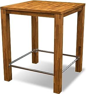 Interbuild Chicago Bar Table 35.4