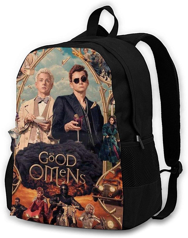 Go_Od Om_Ens 3D Printing School Import Adults Travel Max 67% OFF Children Bag Daypa
