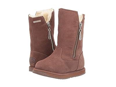 EMU Australia Kids Gravelly (Toddler/Little Kid/Big Kid) (Oak) Girls Shoes