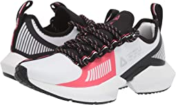 White/Hype Pink/Black