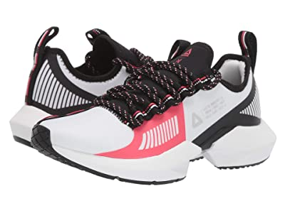Reebok Sole Fury TS (White/Hype Pink/Black) Women