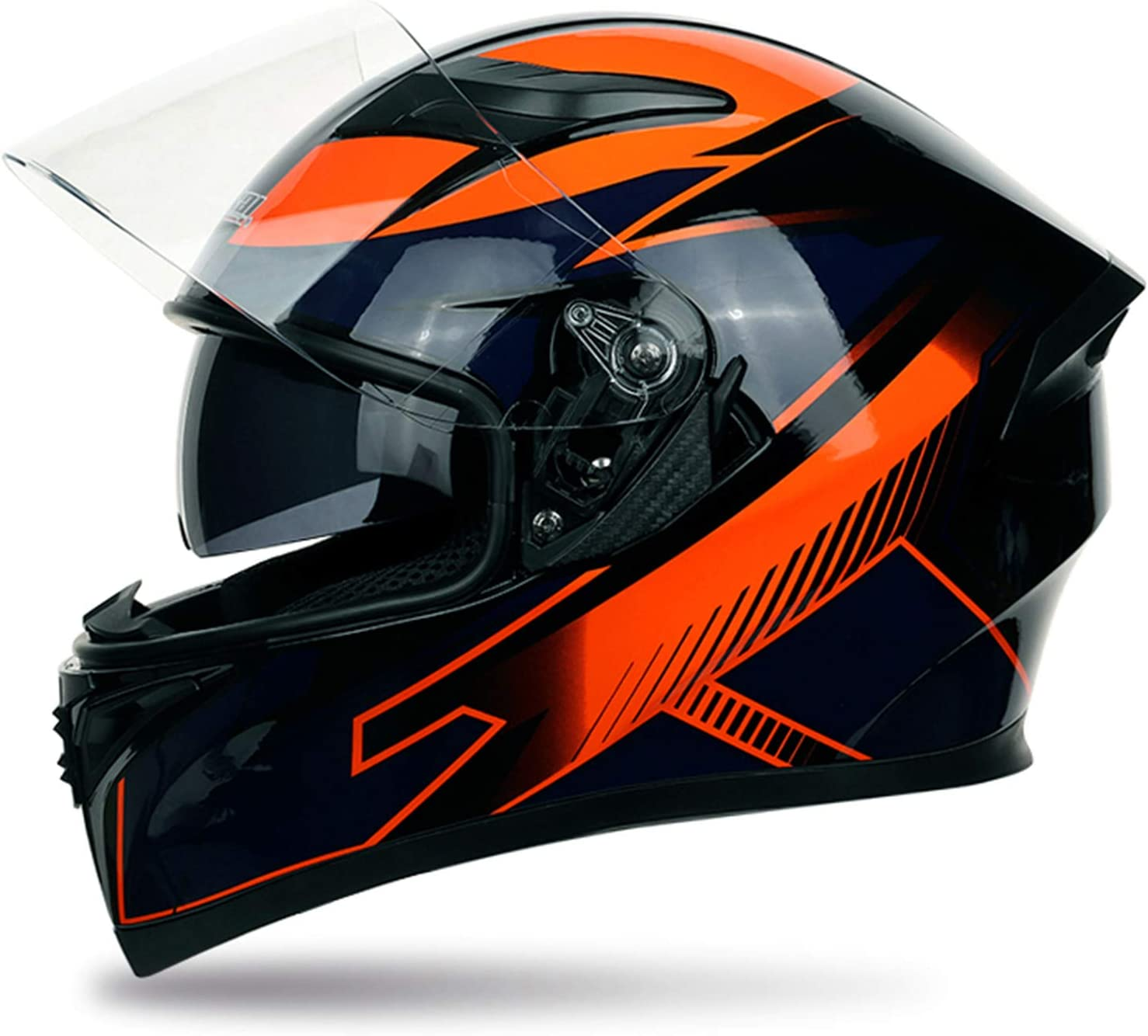 Full Face 2021 San Diego Mall model Helmet Motorcycle for Comfortable B Adult Men