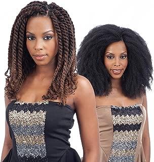 Freetress Equal Synthetic Hair Braids Havana Twist Style Cuban Twist 12