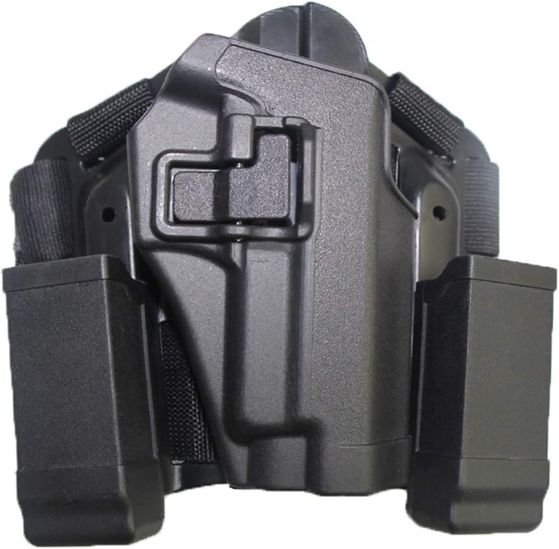 DAOCHAN Airsoft Tactical Funda P226 Pesado De Liberación Rápida De Bloqueo De Patas De Paleta For La Caza De Disparo Envío