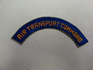 Embroidered Patch - Patches for Women Man - Military AIR Transport Command