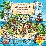 Maxi Pixi 283: Wimmelspaß mit dem kleinen Piraten