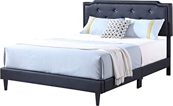 Glory Furniture 1119-QB-UP Bed - All In One Box Queen Black