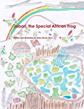 Jabari, the Special African Frog