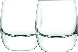 LSA BR42 Bar Whisky Tumbler 275 ml Clear x 2