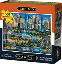 Dowdle Jigsaw Puzzle - Chicago - 500 Piece