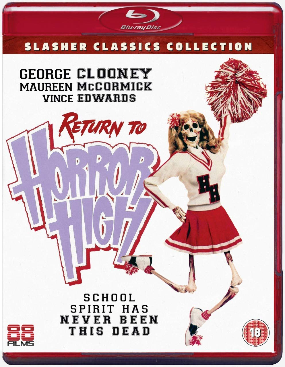 Ranking TOP19 Return to Horror High Blu-ray sold out
