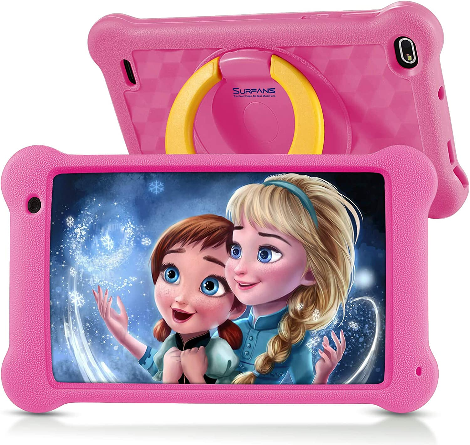 Surfans Kids Tablet Lowest price challenge 7 inch1200x1920 IPS Outstanding RAM 32GB WiF ROM 2GB