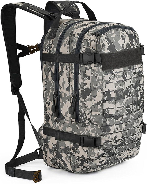 Asdflina Bergsteigen Tactical Rucksack Travel von Reitstiefel Offroad Wild Camping Neutral Multifunktional Schultern geeignet für Outdoor Verwendung B07DN9VC2Q  Neues Produkt