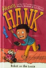 Robot On The Loose (هنا Hank) (Turtleback School & Library Binding Edition)