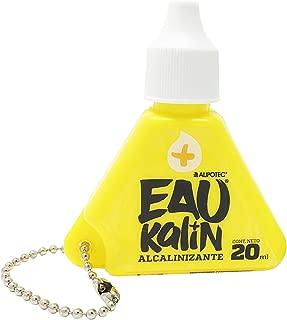 Eau Kalin Alkaline Water Drops   Natural Alkaline Trace Minerals helps boost pH neutralize acidity with Eaukalin   Eau-Kalin de Alipotec Gotas Alcalinizante Parte de la Dieta completa Alipotec, 20mL