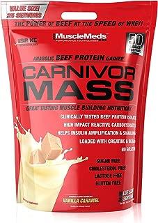 carnivor beef mass