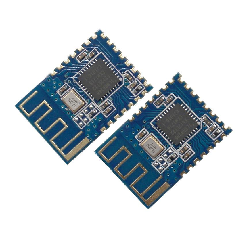 診療所拡張巨大なsunhokey 2pcs jdy-10?Bluetooth 4.0モジュールBLE Bluetoothシリアル透明モジュールと互換性cc2541