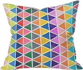 "Deny Designs Garima Dhawan Mindscape 4 Outdoor Throw Pillow,  16"" x 16"""