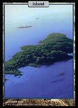 Magic the Gathering: Island (137) - Unhinged