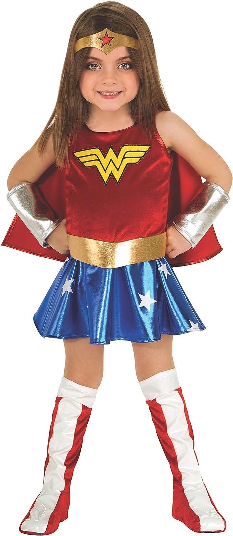 Kids Tutu Wonder Woman Costume