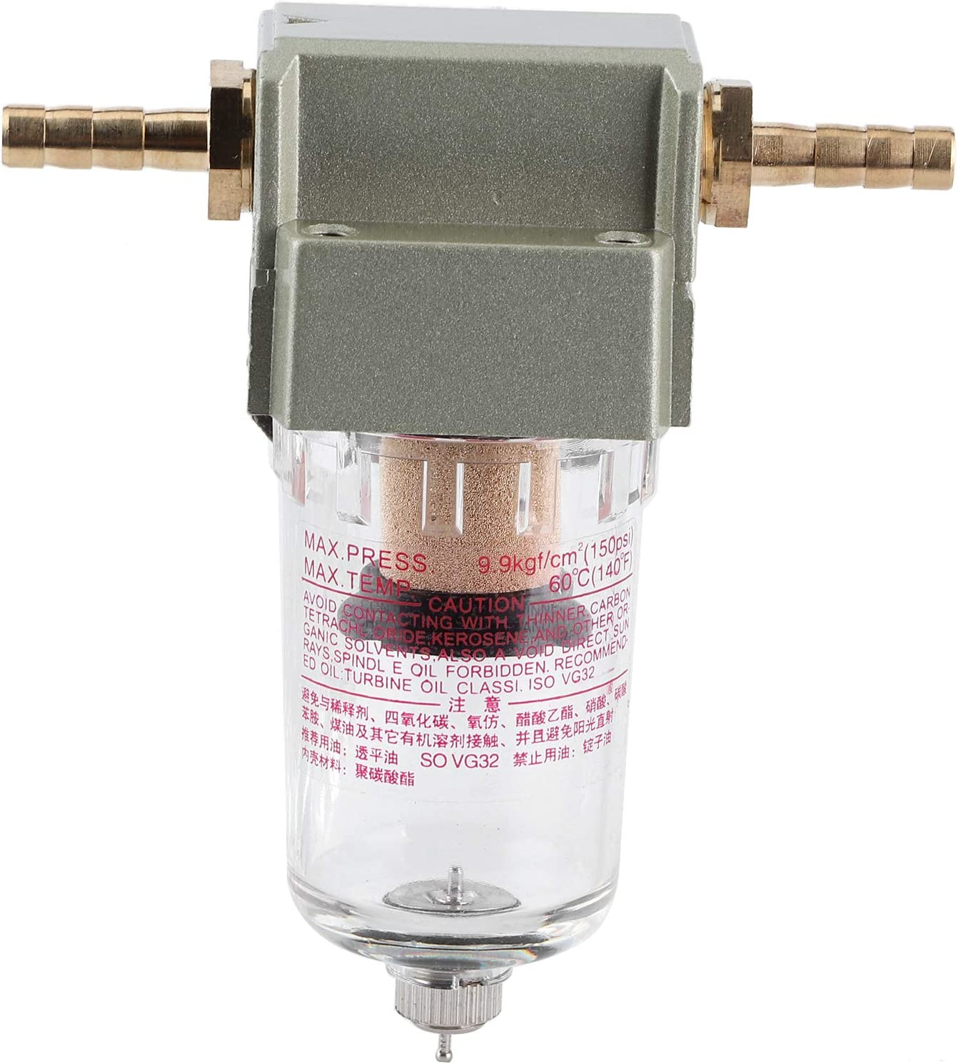 Large discharge sale Durable Replacement Reliable Oil Water for C Car 10mm Max 87% OFF Separator