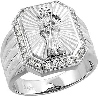 santa muerte ring