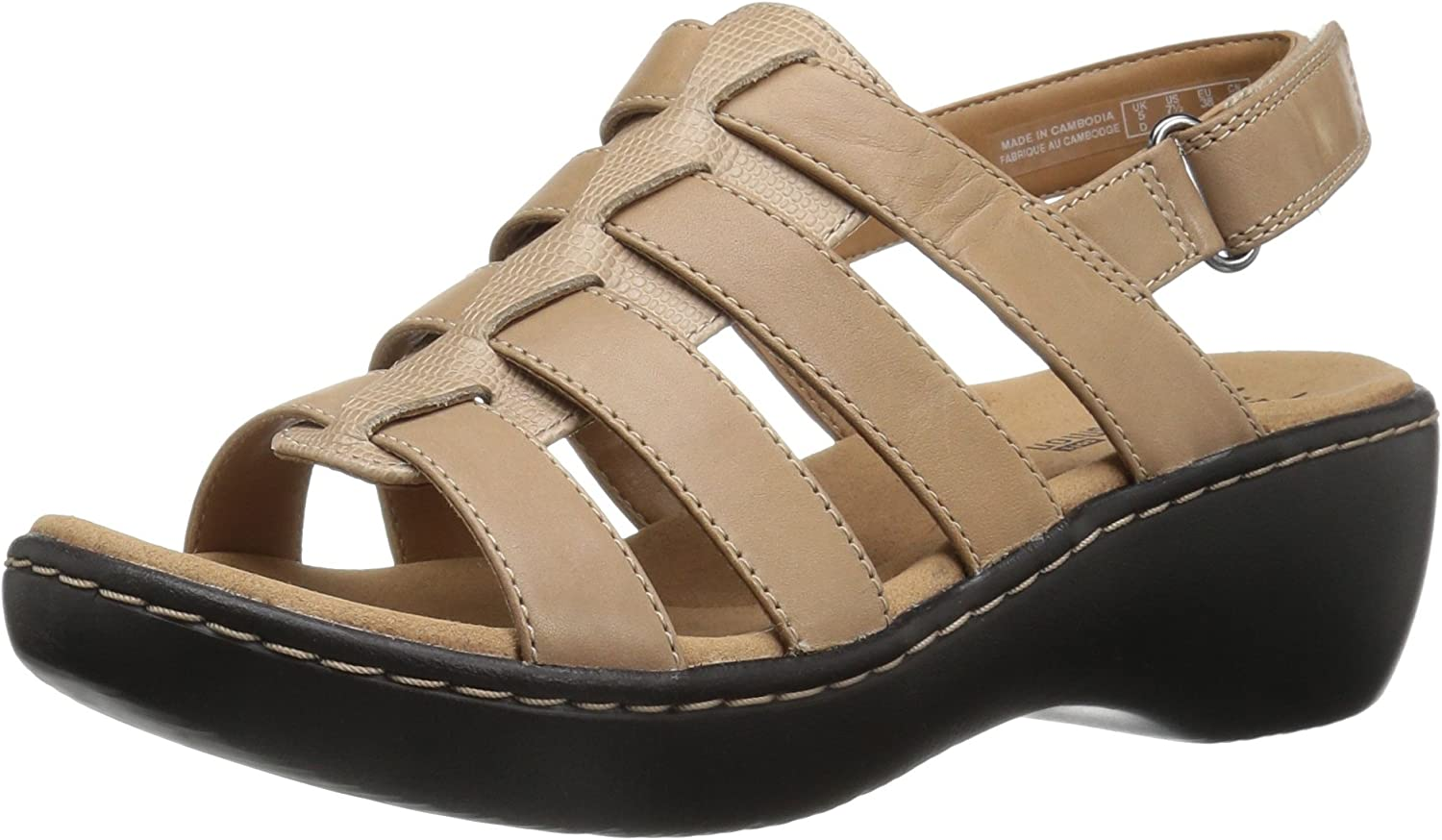 Clarks Womens Delana Maloren Dress Sandal