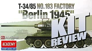 Academy T-34/85 No. 183 Factory