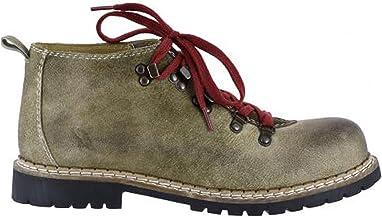 Spieth & Wensky Herren Jona Boots Nubukleder antik braun