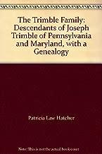 Best trimble family genealogy Reviews